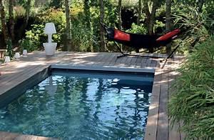 Rever De Jardin : mini piscine une s lection qui fait r ver ext rieurs design ~ Carolinahurricanesstore.com Idées de Décoration