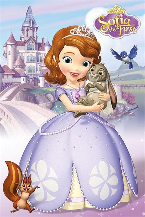 sofia   characters official poster official