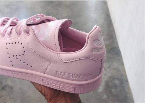 Shoes, Adidas Pastel Pink Superstars
