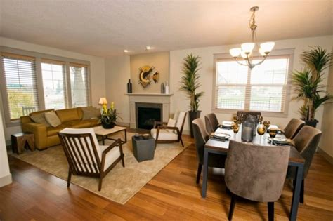 Living Room And Dining Room by Decorating A Small Living Room Dining Room Combination