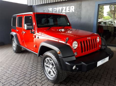 cars jeep wrangler unlimited rubicon listed