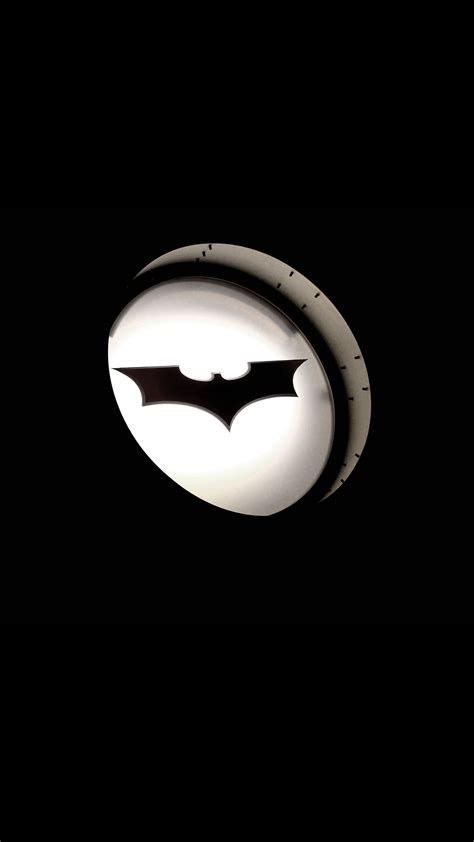 Iphone Wallpaper Bats by Bat Signal Hd Wallpaper For Your Mobile Phone