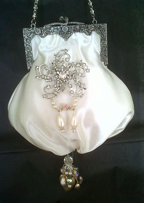 Custom Made Bridal Purses Bridal Handbags Wedding Bag