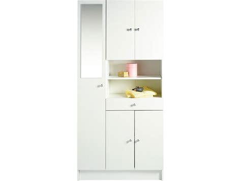 cuisine rangement bain armoire de rangement pour salle de bain armoire de rangement décor blanc tous les produits