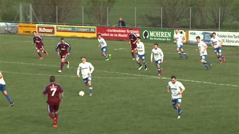 USV Eschen/Mauren : FC Gossau - YouTube
