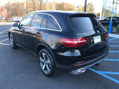 mercedes benz glc  matic suv black oc