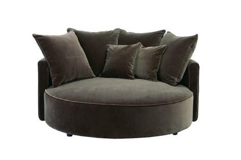 canapé convertible 120 cm casa design fauteuil en tissu venus