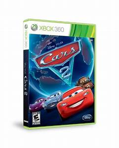 Cars 2 The Video Game Xbox 360 Countdown