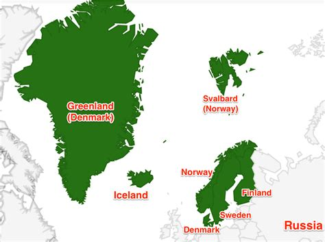 Which For The Nordic Countries Nordic Countries Banding Together Against Russia