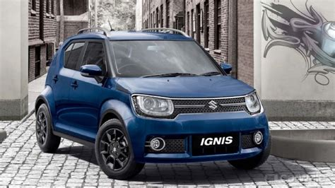 Suzuki Ignis 2019 by 2019 Maruti Ignis Now In Pictures Carwale