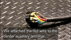 How To Wire A 7 Way Trailer Plug   The Right Way