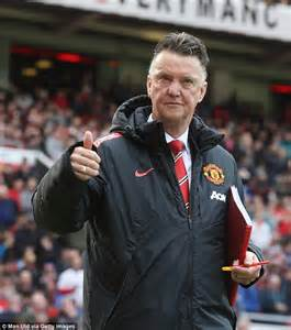 Louis van Gaal has almost delivered on his promise to ...