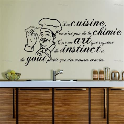 cuisine et citation stickers la cuisine est un jpg 600 600 citations