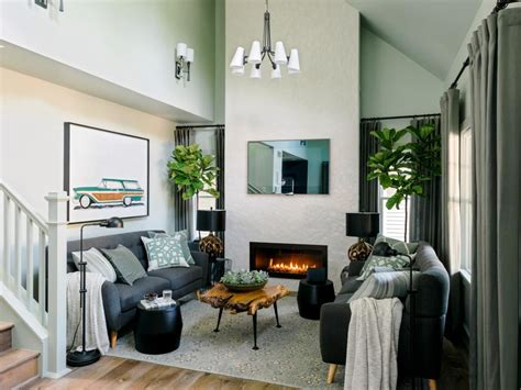 Living Room Pictures From Hgtv Urban Oasis 2016 Hgtv