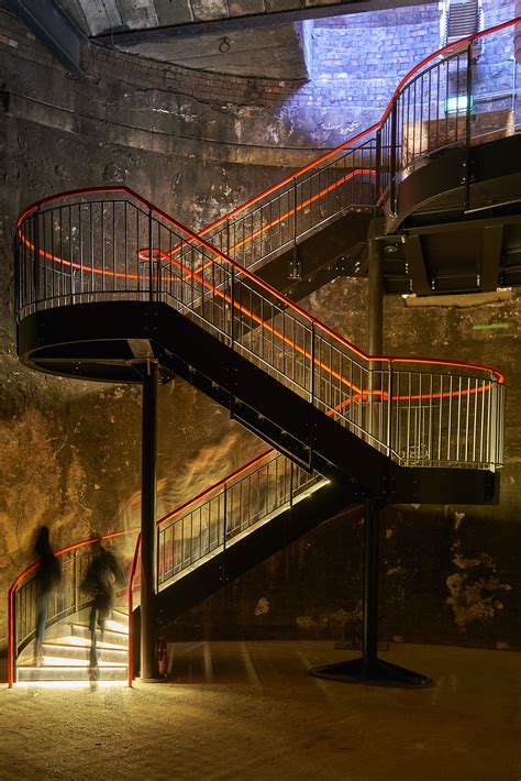brunel museums shaft  tate harmer archiscene