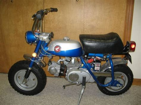 26 Best Honda Mini Trail Collection Images On Pinterest