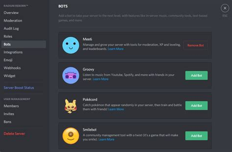 comment creer  bot discord nos conseils defintions