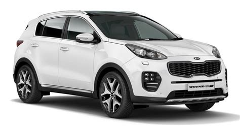 2017 Kia Sportage Diesel Gains 7-speed Dct And New Trim Levels