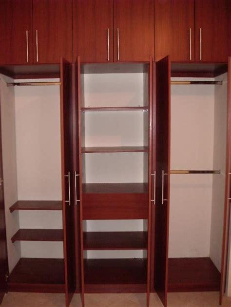 fabricaci 243 n de puertas en madera para cuartos closet y