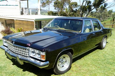 holden hz statesman sle collectable classic cars