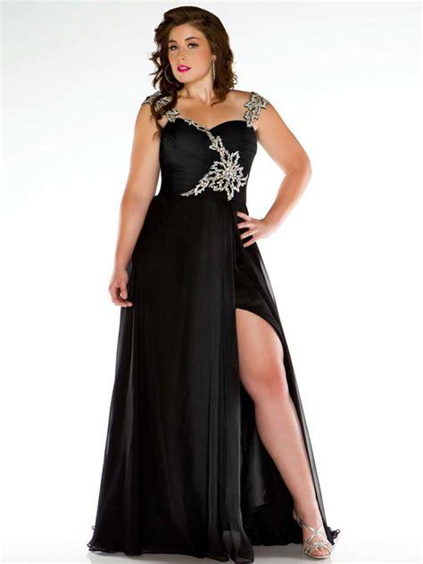 size prom dresses