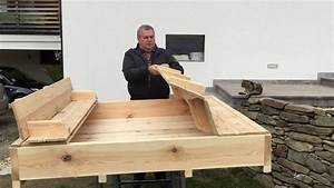 Sandkasten Selber Bauen Schiff : sandkasten mit klappbarer abdeckung youtube ~ Watch28wear.com Haus und Dekorationen
