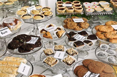 supper dessert desserts for dinner parties