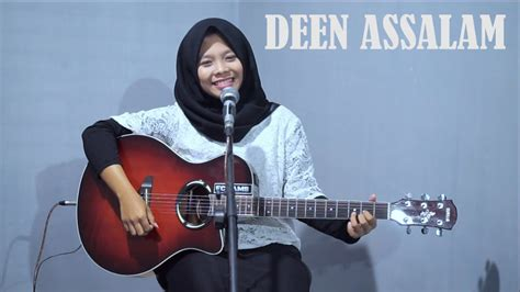 Deen Assalam Cover By Ferachocolatos Youtube