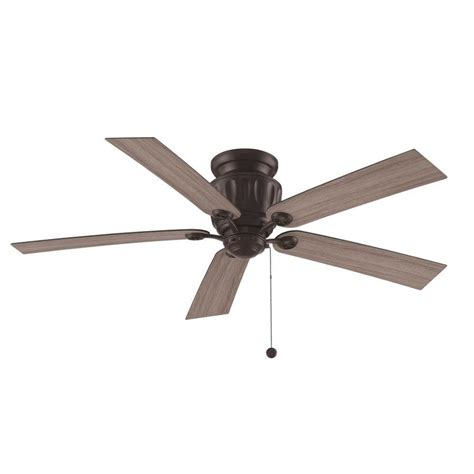 48 outdoor ceiling fan shop fanimation studio collection ash 48 in black iron