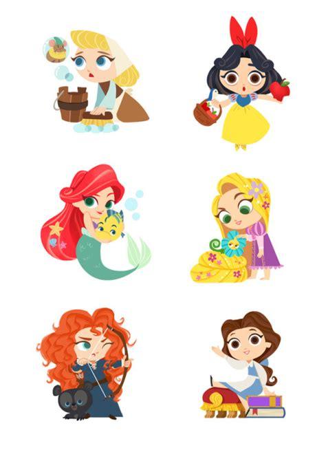 Stickers Princesse Disney Disney Sticker