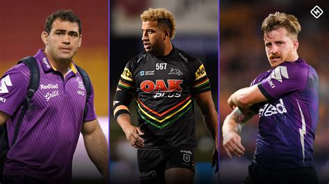 NRL 2020: Preliminary finals team lists | Sporting News ...