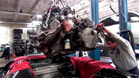 2002 Lamborghini Murcielago Clutch Replacement Timelapse ...