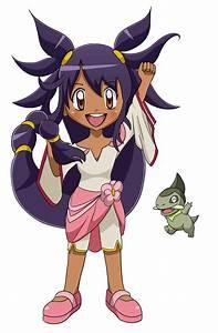 Pokemon Iris Tickle Images | Pokemon Images