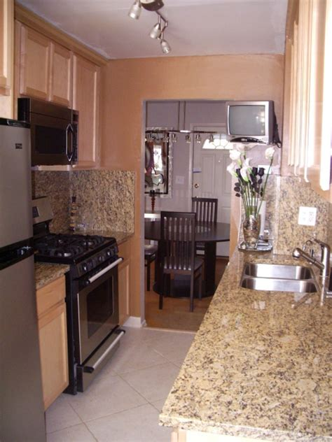 ideas for narrow kitchens top narrow and kitchen designs popular narrow and