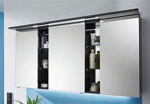 Spiegelschrank 40 Cm Breit : puris linea spiegelschrank 130 cm breit s2a4213s1 badm bel 1 ~ Bigdaddyawards.com Haus und Dekorationen