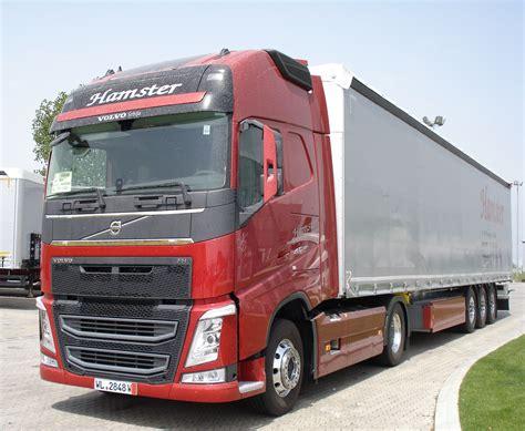 volvo kamioni i u srbiji isporučen prvi volvo fh nove generacije
