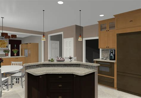 small kitchen islands different island shapes for kitchen designs and remodeling