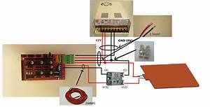 12v 220w Heatbed Wiring