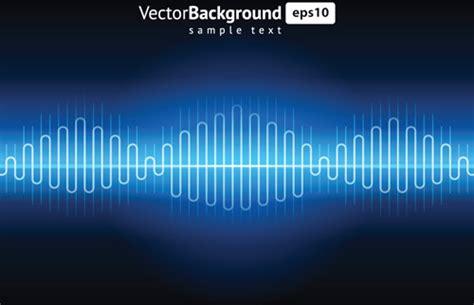 audio wave vector  vector    vector