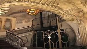 Art Nouveau Interior Design Elements Art Nouveau Interior Design Elements See Description