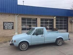 1980 Volkswagen Mk1 Vw Rabbit Caddy Pick Up Truck Diesel 4