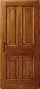 artscop bois porte d39entree tradi With porte d entrée bois massif