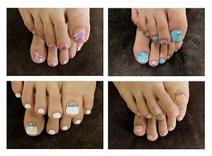New Pedicure Ideas for Summer|