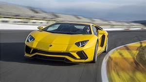 2017 Lamborghini Aventador S 4K Wallpaper HD Car