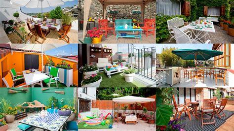 ideas decogarden  decorar tu terraza