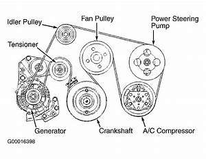 Removing  Replacing Alternator  I Would Like To Know How To