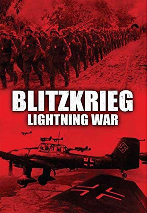 blitzkrieg lightning war dvd zavvi