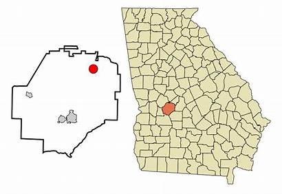 Macon Georgia County Marshallville Ideal Svg Incorporated