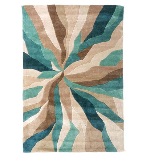 orange area rug walmart nebula rug in beige teal blue and brown