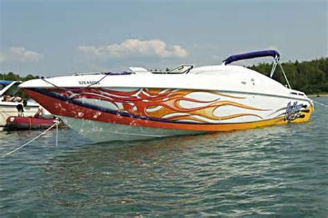 Boat Graphics Paint by What You Need To About Boat Vinyl Graphics The Boat